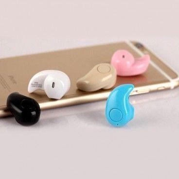 Oreillette Bluetooth Sans Fil Ultra-Mini pour tous Smartphones et iPhones