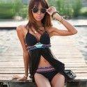 Bikini Hippie-Chic - Maillot de bain femme effet Push-Up