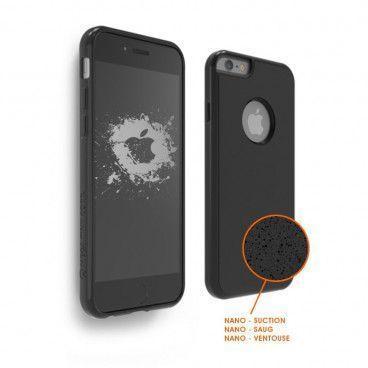 Coque Anti-gravité Nano Ventouse pour iPhone ou Samsung