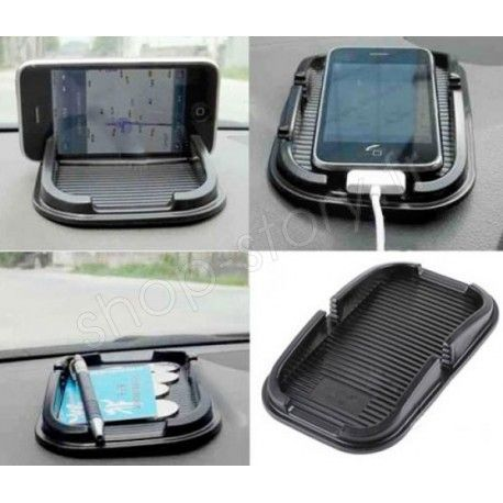 Support universel anti dérapant pour voiture NeverFall Pad