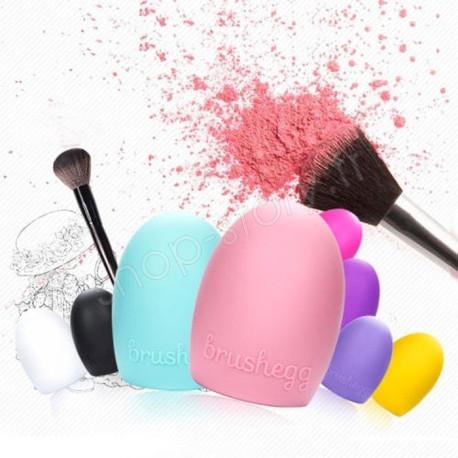 Nettoyeur pour Pinceaux de Maquillage