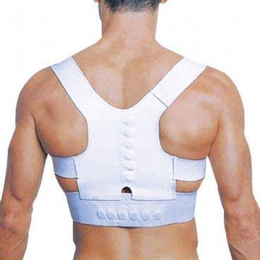Soutien et Redresse Dos Magnétique Correcteur de Posture
