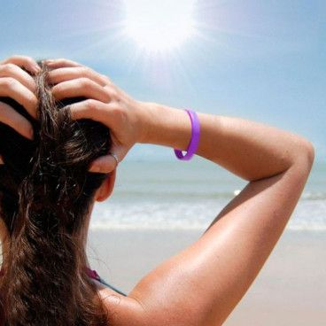 Bracelet Indicateur de Rayons UV