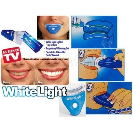 whitelight 12 99 kit de blanchiment dentaire smile renove. Black Bedroom Furniture Sets. Home Design Ideas