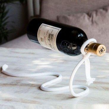 Lasso Corde Porte-Bouteilles Vin Magique