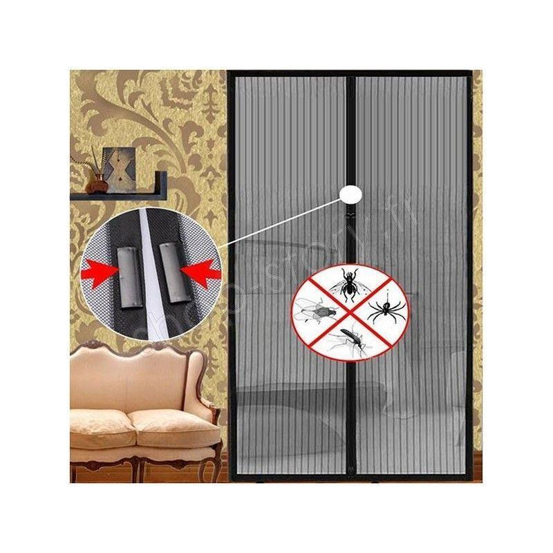 rideau anti mouches pour porte top rideau anti mouches pour porte with rideau anti mouches pour. Black Bedroom Furniture Sets. Home Design Ideas