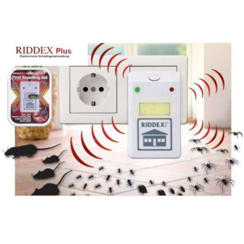 Riddex plus 9 99 repulse anti nuisibles et autres - Repulse power avis ...