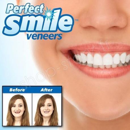 Perfect Smile Dent de Remplacement Réutilisable et Amovible