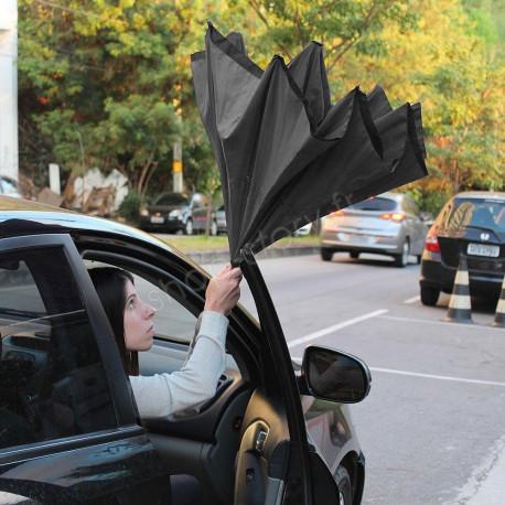 Parapluie à Fermeture Inversée