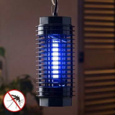 Lampe UV anti-moustique anti-insectes volants