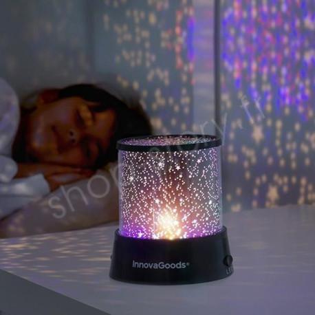 Star Master Veilleuse LED Enfant pour Ciel Étoilé Projecteur Lumière Étoilée Pour Chambre Enfant
