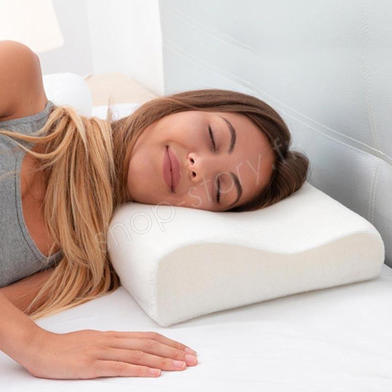 oreillers ergonomique m moire de forme. Black Bedroom Furniture Sets. Home Design Ideas