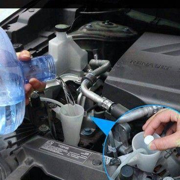 6 x Pastilles lave glace pour voiture - 1 pastille pour 4L d'eau