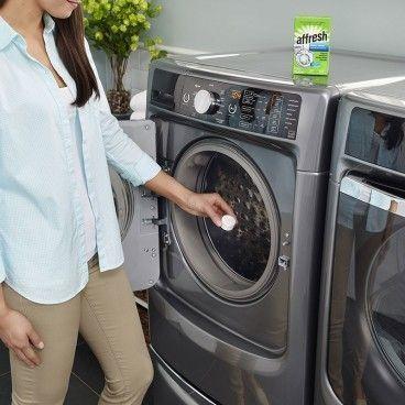 Affresh - Pack de 6 Pastilles ( 6 x 40g ) pour nettoyer les machines à laver