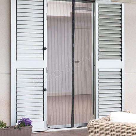Moustiquaire Magnétique Anti Insectes Pour Porte Avec Fermeture Aimantée