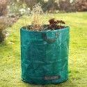 Sac de jardin pour végétaux 272L, pliable