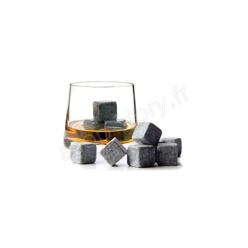Pierres Whisky Gla Ons En Pierre Pour Rafraichir Sans