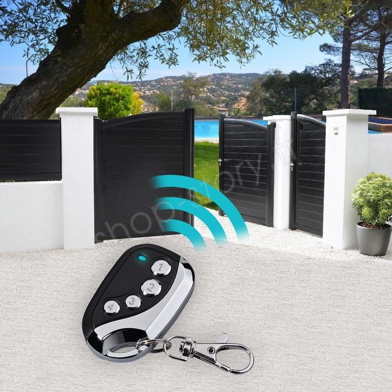 Az remote 9 99 t l commande universelle copieuse - Telecommande universelle de porte de garage ...