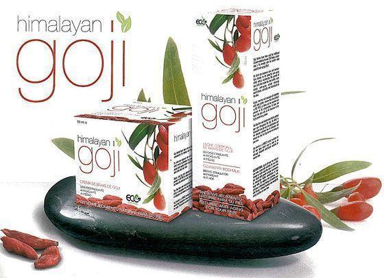 Dermostimulant Antioxydant Anti-Age Body Milk Himalayan Baies de Goji Accélérateur De Nouvelles Cellules