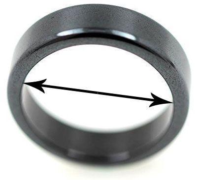 Bague Hématite Minceur, Aide à la Perte de Poids grâce au Magnétisme Groupon Lot pour Loto