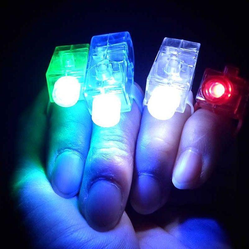 Bagues lumineuses LED