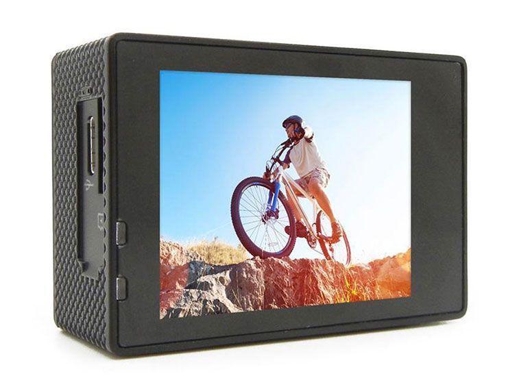 Caméra embarquée multisports résolution HD + accessoires