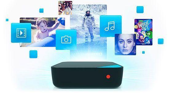 GEM Box, la première box Android TV