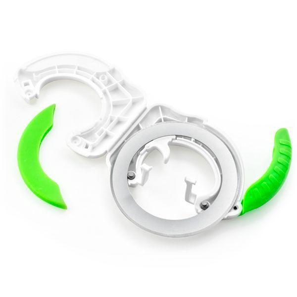 Couteau Circulaire SAMURAI 360 sur Euro Shopping ou le CUT'N ROLL sur M6 Boutique