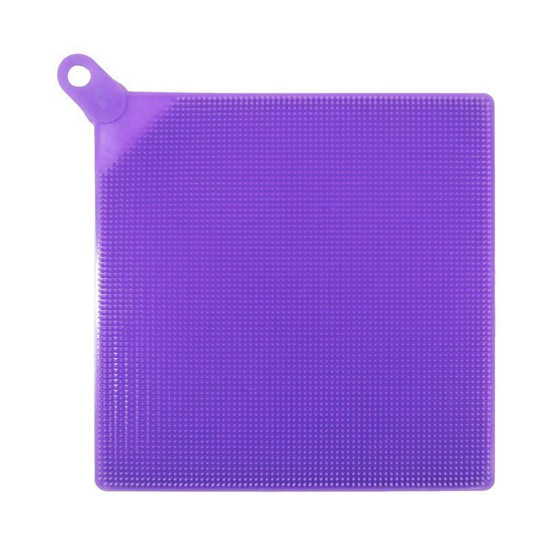 Pack de 3 Éponges Multi-Usages en Silicone pour tous Types de Surfaces GROUPON
