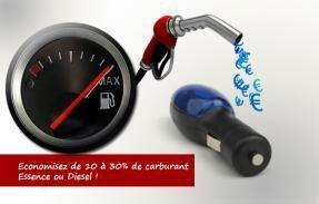 Économiseur de Carburant Jusqu'à 20% d'Économie de Combustible Neosocket