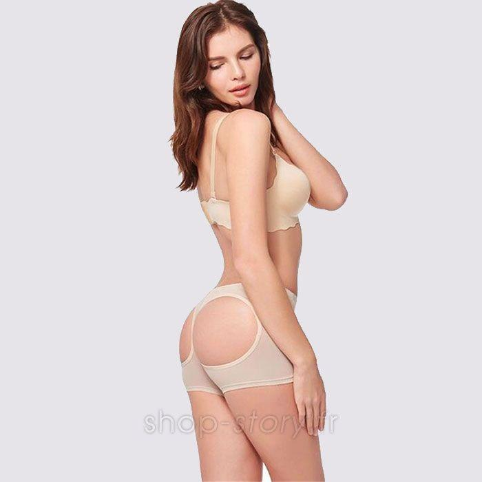 Gaine Culotte Push Up Bum-Bastic Silhouette Parfaite Resultat Immediat Slim Glamour Be Fit GROUPON