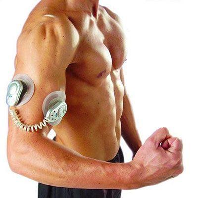 Gym Energy Électrostimulateur de musculation DUO IMPULSE X2 Abs Duo Pour Femme Et Homme avec Double Électrodes de Fitness, annoncé en tv, magasin par télévision, vu en tv, tv, télé-achat Groupon Lot pour Loto