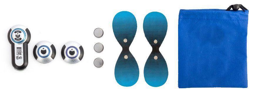 Gymform AB SWIFT Stimulateur Electrostimulation Musculatione Electrostimulateur Fitness