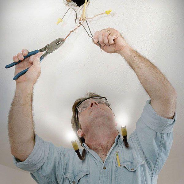 Lampe Cou Flexible Lecture Bricolage LED Presence Light Hug light