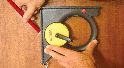 Lasercord utensile per tracciatura multifunzione laser squadra magnetica filo ebay - Squadra per piastrellisti ...