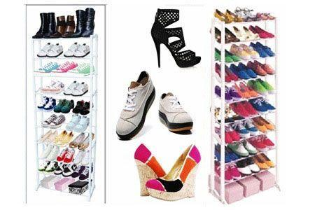 rangement chaussures groupon. Black Bedroom Furniture Sets. Home Design Ideas