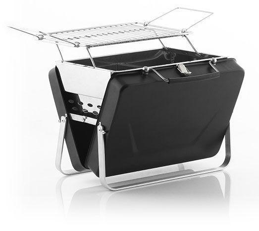Handy-Q – Le barbecue à charbon pliable et portable