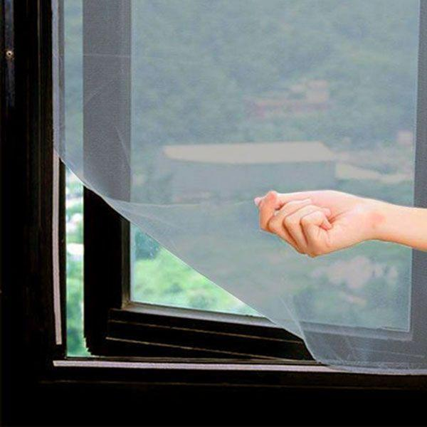 Filet anti moustique fenêtre