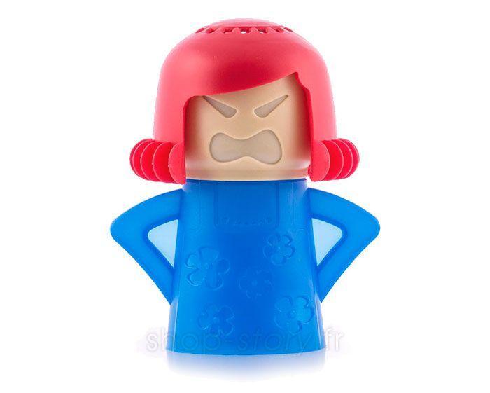 Angry Mama Nettoyeur de Micro-Onde Original Fuming Mum Groupon