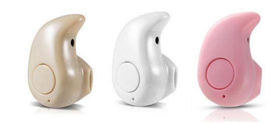 Oreillette Bluetooth Sans Fil Ultra Mini pour Smartphones iPhone Samsung HTC Sony LG Groupon Lot pour Loto