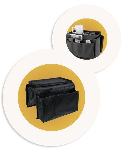organisateur rangement pour canap 12 99 pour t l commande etc. Black Bedroom Furniture Sets. Home Design Ideas