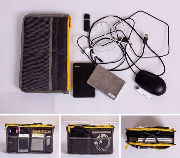 Organisateur de Sac A Main Rangement Facile avec Compartiments pour Ranger son Sac GROUPON AMAZON