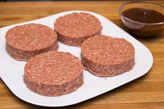 Stufz Outil de Préparation Burger BBQ Press Steak Groupon