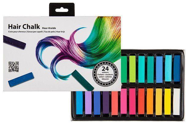 Pack de 24 Craies pour les Cheveux GROUPON