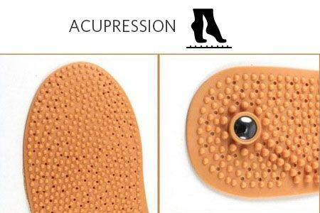 Semelle Acupression Magnetique Aimantee Ajustable Homme Femme Mixte Dr Gem Soles