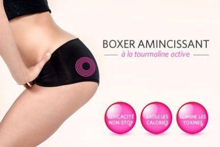 Shorty Minceur Tournaline Boxer Remonte Fesses Ventre Plat Anti-Cellulite GROUPON AMAZON