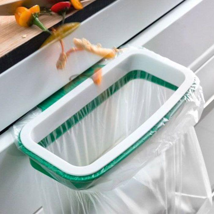 Support pour Sacs-Poubelle Ordures Menagere Tiroir Placard Groupon Wastebag HoldR