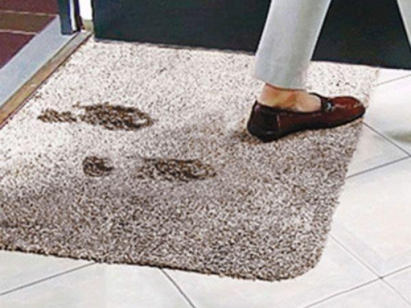 Tapis Magique Clean Step Mat Hyper Absorbant GROUPON AMAZON