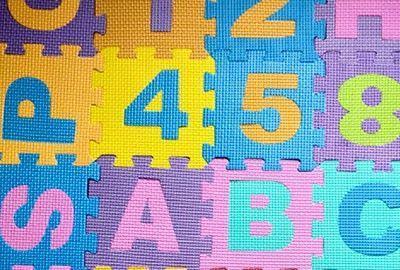 Tapis de Jeux en Mousse Puzzle 36 Pièces Chiffres et Lettres annoncé en tv, magasin par télévision, vu en tv, tv, télé-achat, Groupon Lot pour Loto