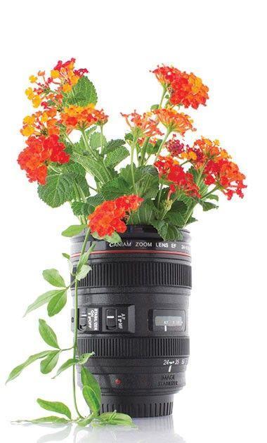 Tasse Mug Objectif Appareil Photo Zoom Teleobjectif